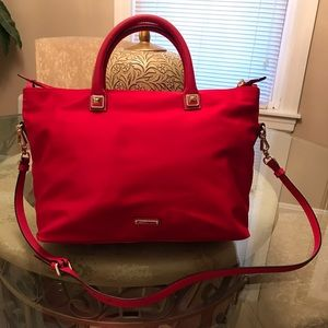 Rebecca Minkoff - Solstice Mott Tote Bag RED